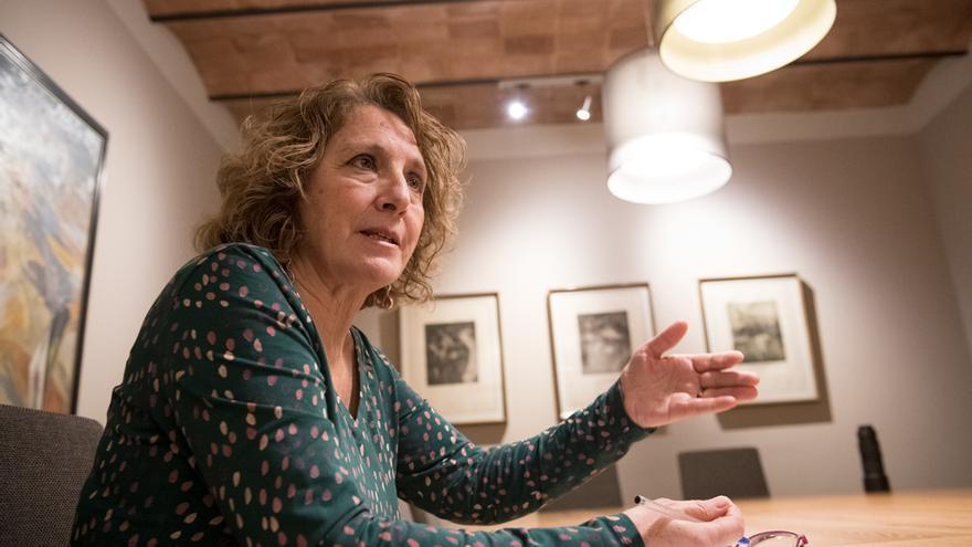 Mercè Claramunt, miembro de Dones Juristes