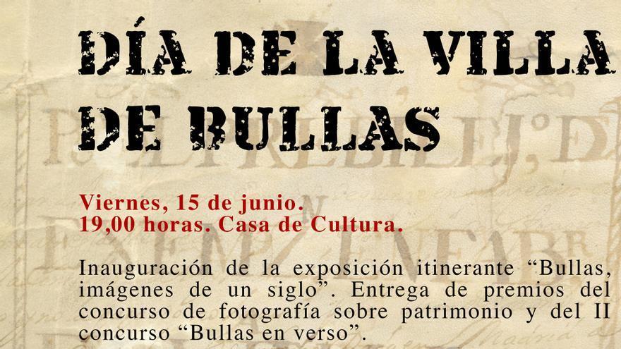 Bullas celebra este fin de semana su aniversario como villa independiente