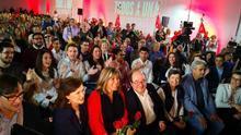 """Iceta (PSC) dice que no ve """"la gracia"""" al movimiento de lazos y pancartas en la Generalitat"""
