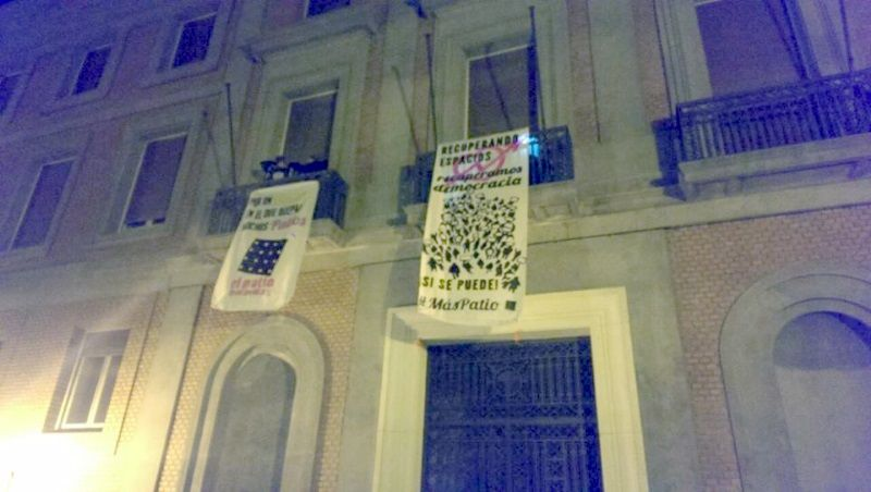 Palacio Maravillas   https://www.facebook.com/events/1520788004859288/