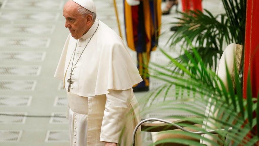 El papa llama a los patriarcas de Oriente Medio a evitar el odio y división