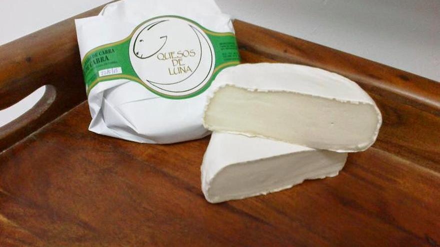 Queso fresco de quesería Valdehornos