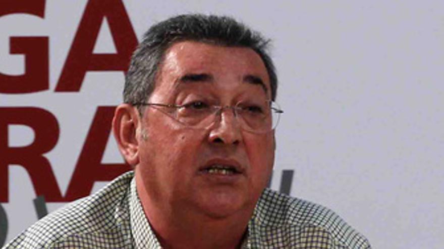 Secretarios de Acción Sindical de UGT, Toni Ferrer
