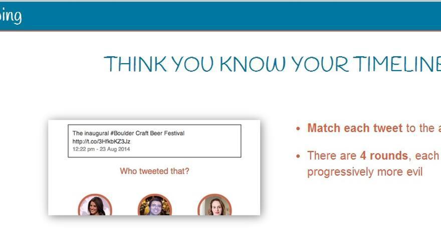 'Followingapp', el juego que te permitirá saber si realmente conoces tu Twitter