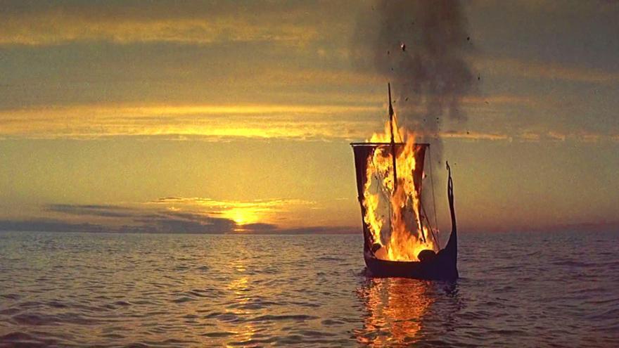 The Vikings (Richard Fleischer, 1958).