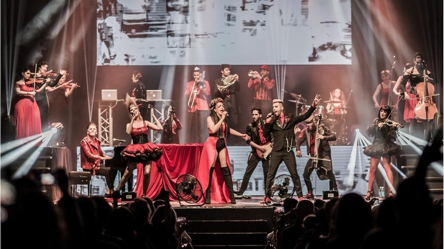 'Music Has No Limits' regresa al Palacio de Festivales