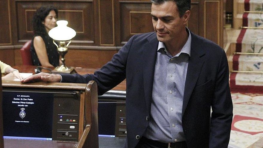 Iceta y PSC arropan a Sánchez e instan a buscar una alternativa al gobierno del PP