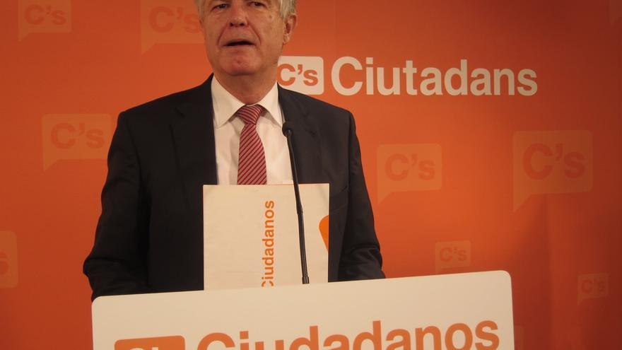 """C's avisa a Rajoy de que no espere """"nada"""" de Mas y busque interlocutores válidos"""