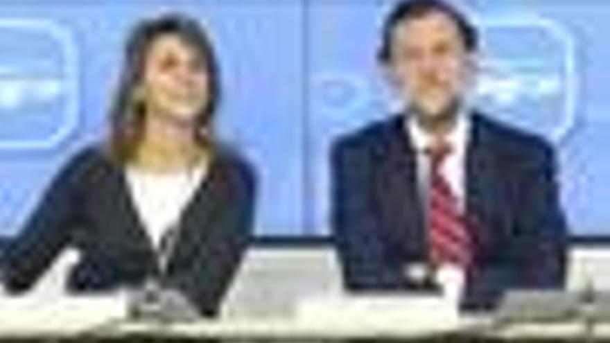 Rajoy y Cospedal en el Comité Ejecutivo de PP