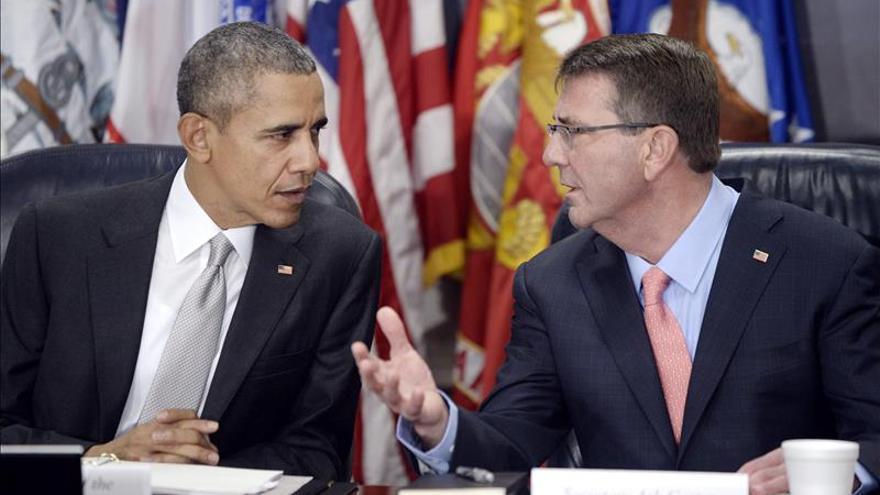 Obama dice a los cabecillas del EI que no se podrán esconder
