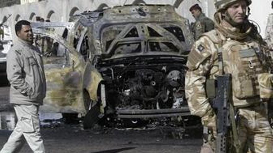 Se presentan 33 nuevos casos de supuestos abusos y torturas cometidos por soldados británicos en Irak