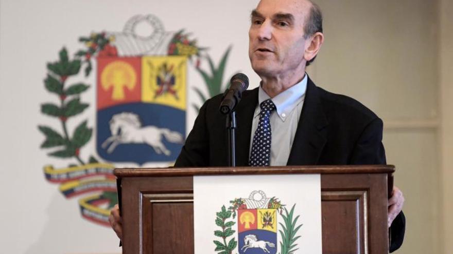 El enviado de EE.UU. para Venezuela va a España y Portugal para tratar transición
