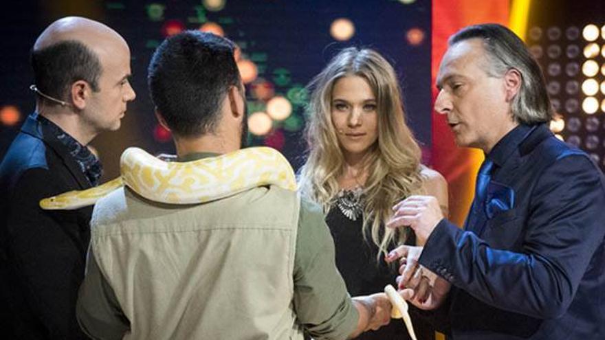 '1,2,3 Hipnotízame' prepara un tercer especial tras su éxito en Antena 3