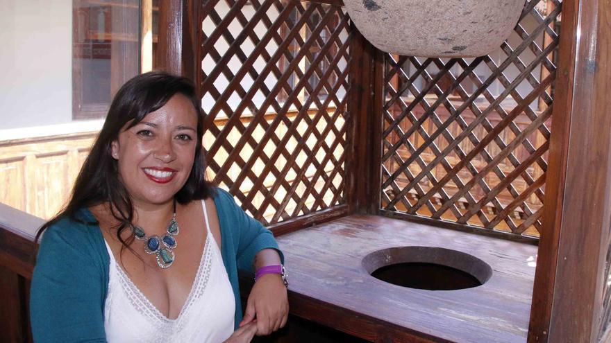 Idaira Afonso, nueva concejala de Deportes del Ayuntamiento de La Laguna