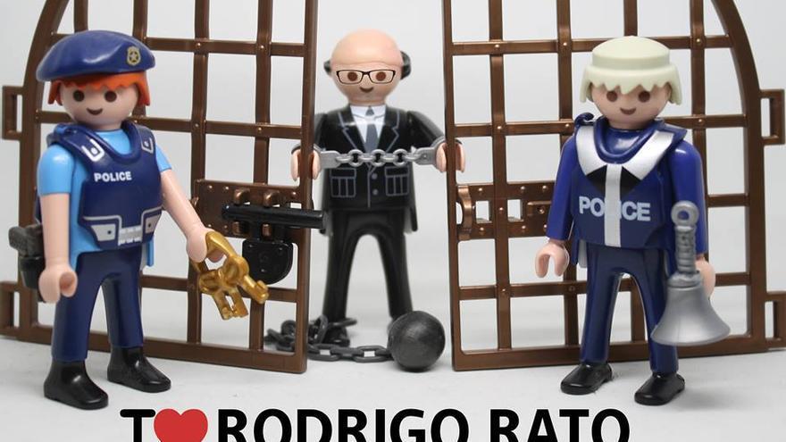 I love Rodrigo Rato