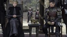 Cersei junto a Jaime Lannister