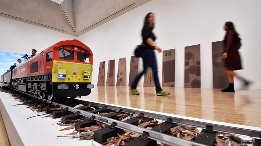"""La Tate Britain acoge la obra """"vibrante"""" de los cuatro nominados al Turner"""