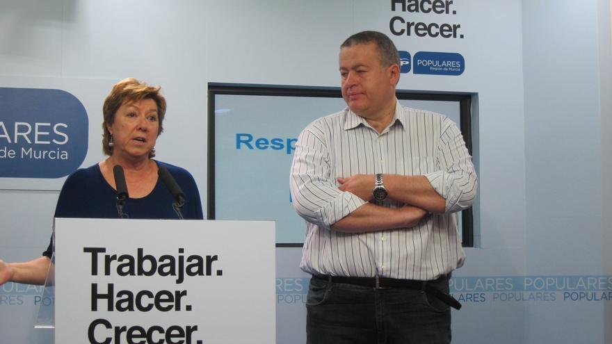 La alcaldesa de Cartagena renuncia a su acta de concejal para facilitar el diálogo del PP con otras formaciones