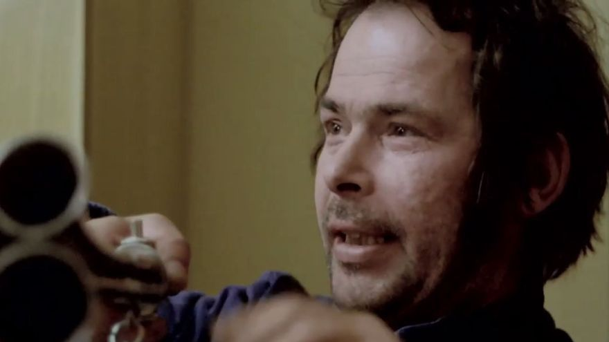 Fotograma de la película 'Stroszek' de Werner Herzog.