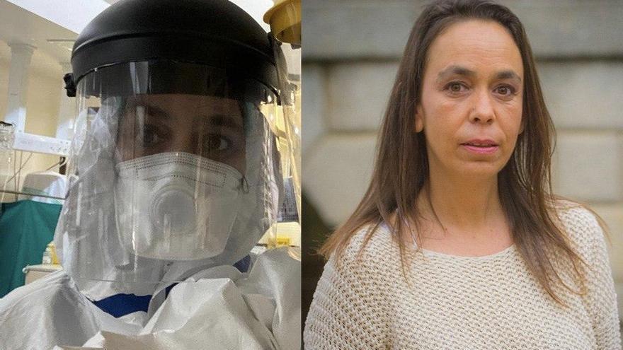 Helena Galán, sanitaria de Toledo, candidata a dirigir Podemos Castilla-La Mancha