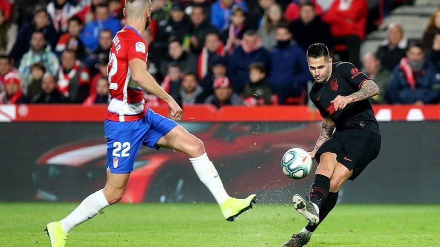 Vitolo vuelve a caer lesionado.