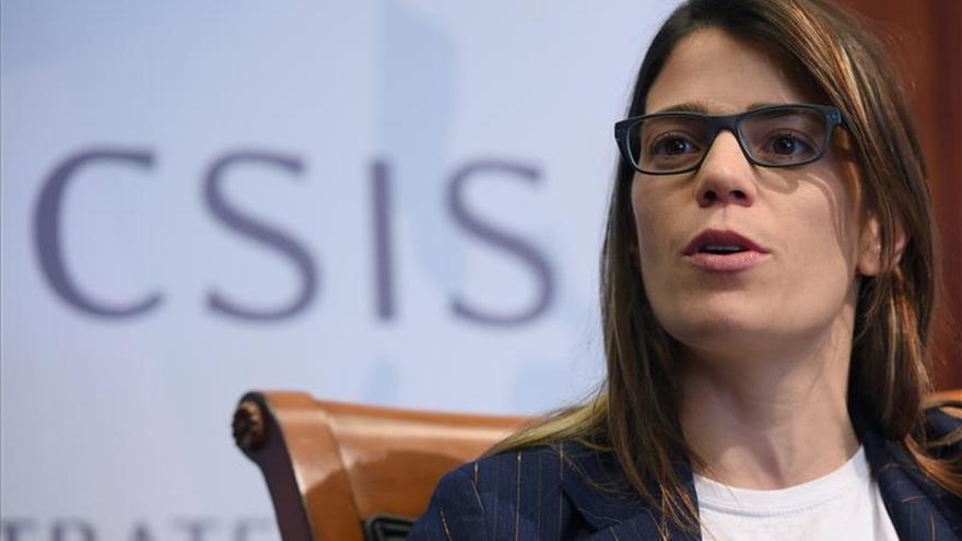La hermana de López pide a EE.UU. que supervise los derechos de los presos en Venezuela