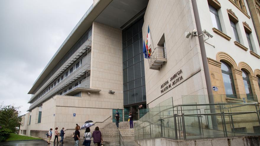 Palacio de Justicia de San Sebastián / Foto: Irekia.