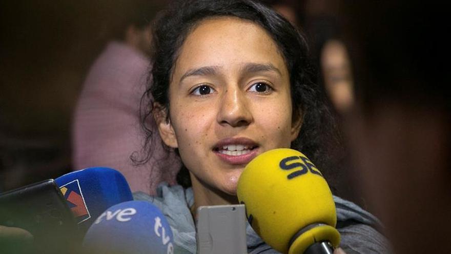 La hija de la activista Berta Cáceres: No podemos no volver a Honduras