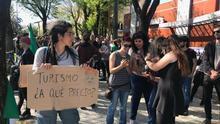 """La """"contracumbre"""" de Sevilla durante la visita de Obama: contra la turistifcación de la ciudad"""