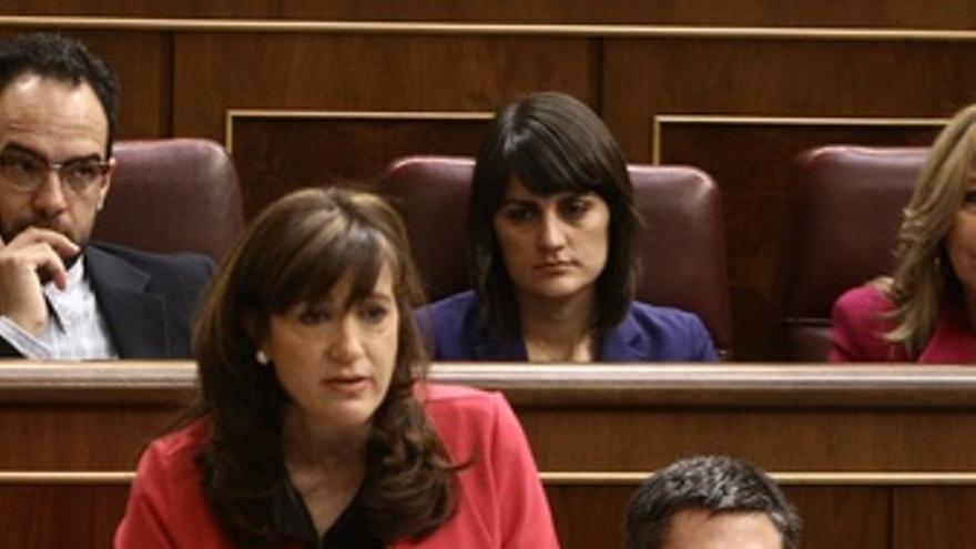 Soraya Rodríguez Y Eduardo Madina, Del PSOE