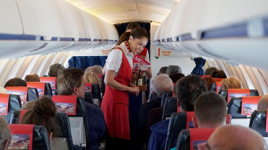 Air Nostrum es una de las empresas valencianas que ha presentado un ERTE que afecta a sus 1.439 trabajadores.