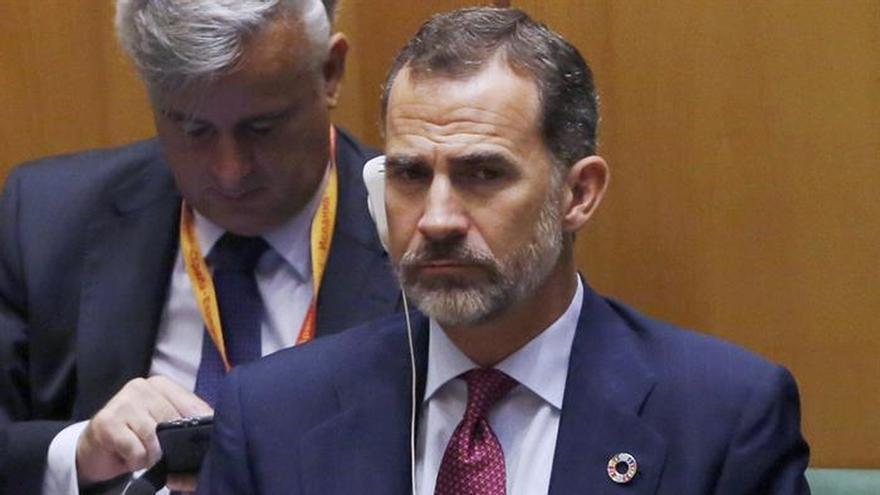 Senegal abre la agenda de bilaterales de Felipe VI en su segundo día en la ONU