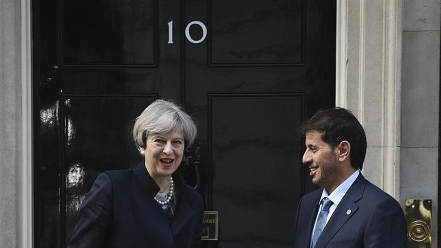Catar invertirá 5.750 millones de euros en Reino Unido en los próximos cinco años