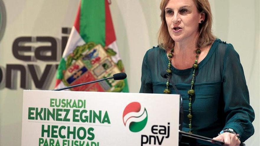 El PNV repite mayoría en Bizkaia con el 51 % escrutado