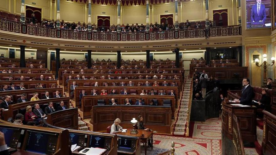 Rajoy pide al Pacto de Toledo no rectificar las reformas en pensiones
