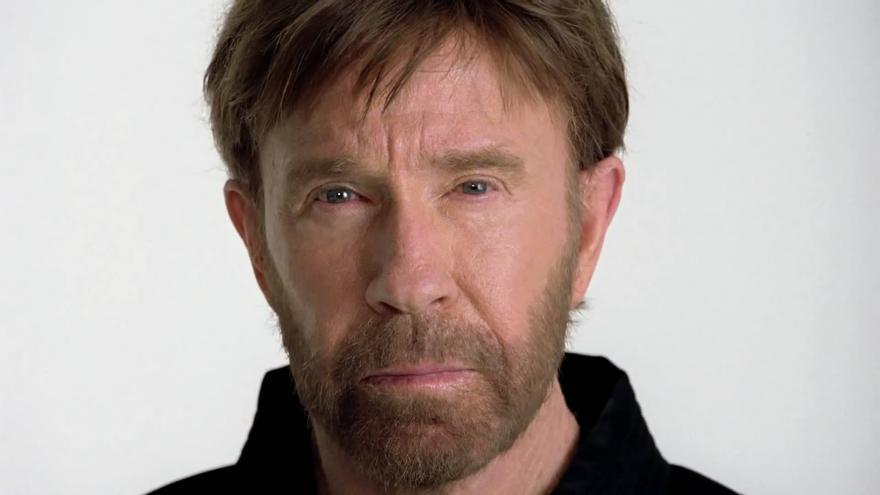Chuck Norris en EA Sports UFC