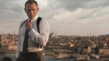 Daniel Craig, en el 'Skyfall' de James Bond.