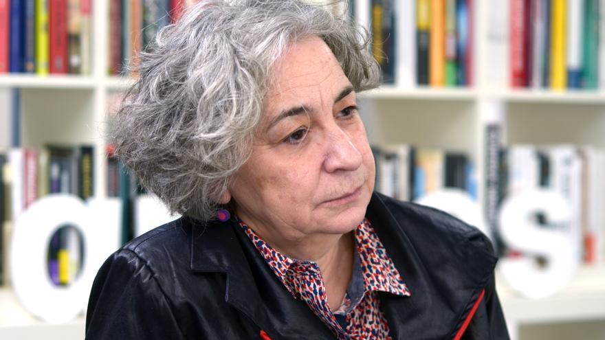 La catedrática de Derecho del Trabajo y de la Seguridad Social, Julia López