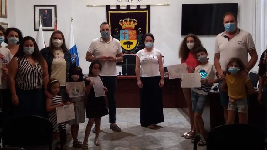 """Breña Alta entrega los galardones a quienes """"cambiaron problemas por retos"""" en el confinamiento"""