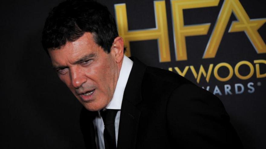 Antonio Banderas logra la nominación al Globo de Oro al mejor actor dramático