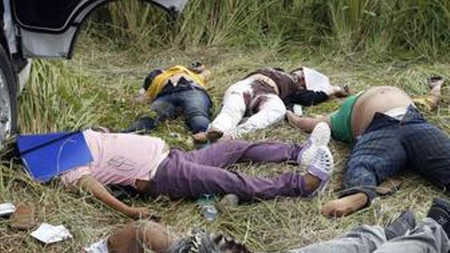 Violencia en Filipinas