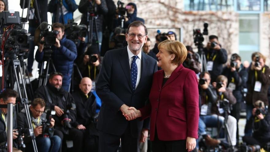 Rajoy participa mañana en Berlín en una reunión de líderes europeos para preparar la Cumbre del G20 de julio