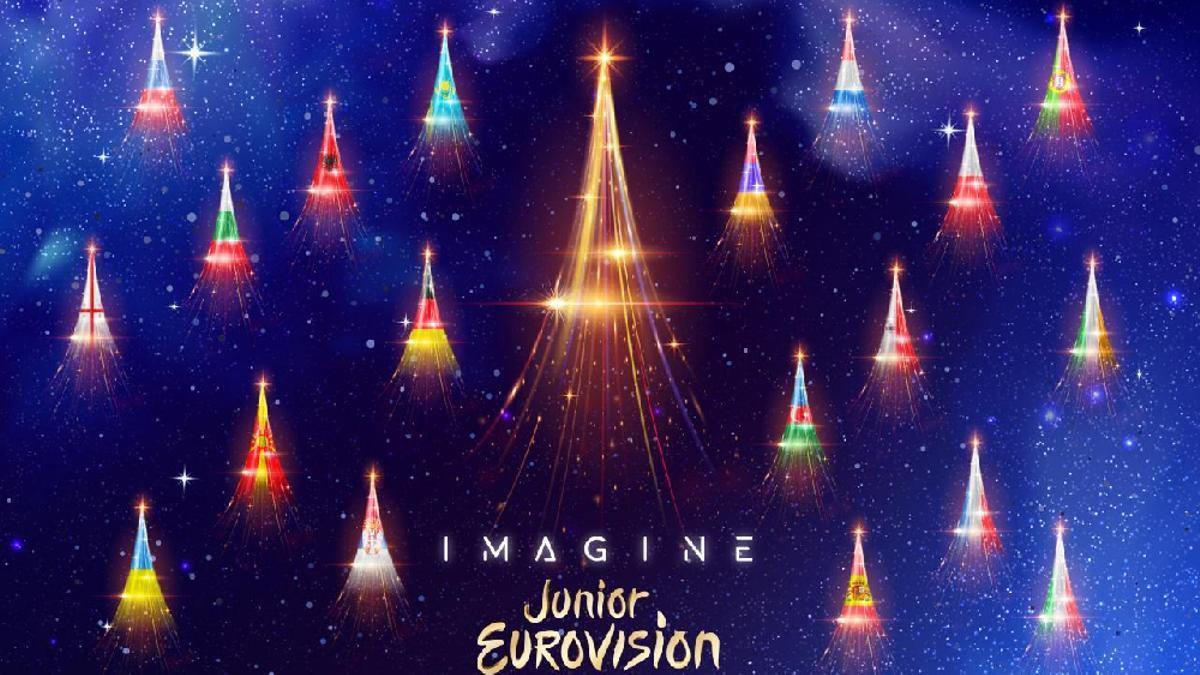 Los participantes de Eurovisión junior 2021