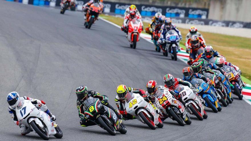 Marcos Ramírez está haciendo una primera temporada en el Mundial de motociclismo realmente espectacular