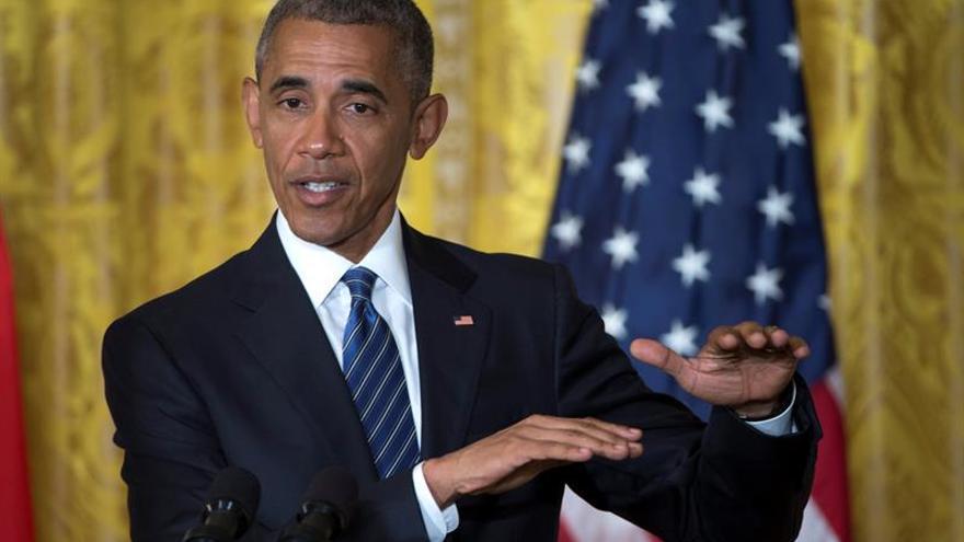 "Obama apoya a Uzbekistán en inicio de ""nuevo capítulo"" tras muerte de Karímov"