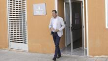 Blas Acosta, presidente del Cabildo de Fuerteventura.