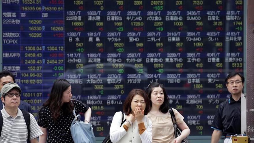 La Bolsa de Tokio abre con una subida del 0,27 por ciento