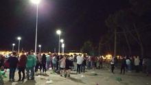 """Un botellón congrega a unos 500 jóvenes en Tomelloso y el Ayuntamiento avisa que los evitará """"a golpe de policía"""""""
