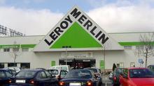 Imagen de archivo de una tienda de Leroy Merlin.