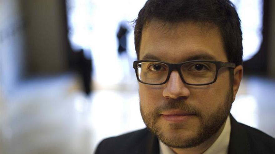 Aragonès (ERC) niega malversación el 1-O ya que no hubo financiación pública